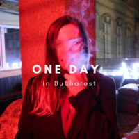 One day in Bucharest